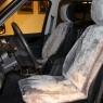 Накидки из мутона на сиденья автомобиля